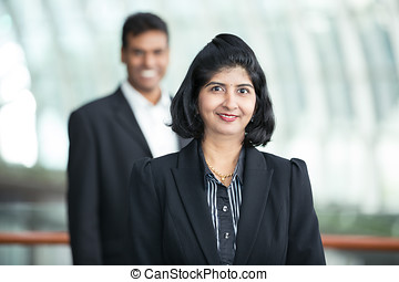 Happy Indian business team. - Happy & successful Indian...