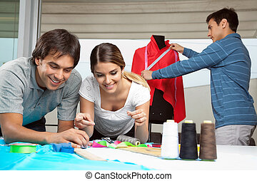 Tailors At Work