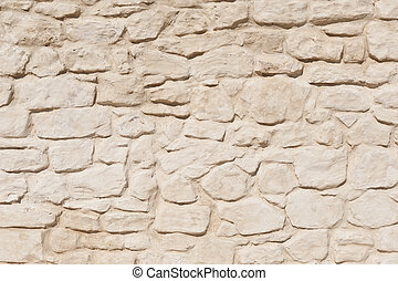 Stone Wall Texture and Background - Stone Wall Texture and...