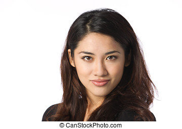 Attractive business woman - Portrait of an Attractive...