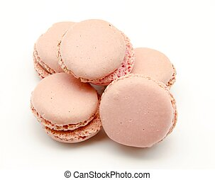 Traditional Parisian macarons