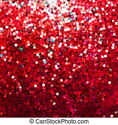 Amazing template design on red glittering. EPS 8 - Amazing...