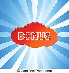 Unique bonus icon