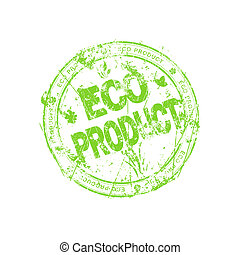 Label for eco products