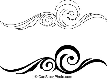 Two Elegance Elements Vector - Two of Elegance Elements...