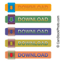 Download buttons  - Download buttons