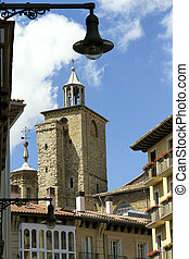 Cathedral of Pamplona, Navarra, Spain
