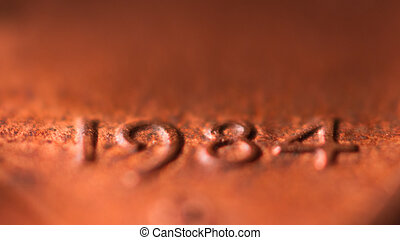copper surface