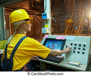 Factory operator