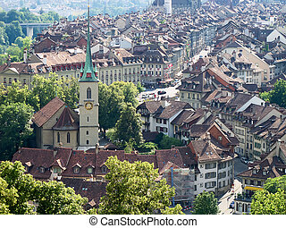 Bern. Charming capital city of Switzerland