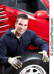 Auto mechanic. - Professional Auto mechanic. Car repair...