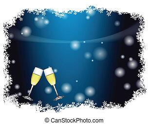 Celebration toast
