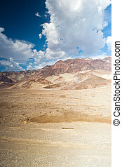 death valley national park,california,USA-august 3,2012:...