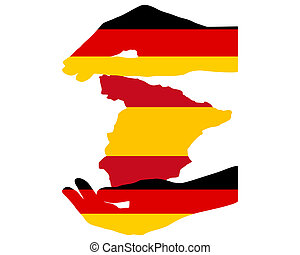 German Help for Spain