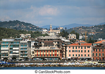 Chiavari Liguria - Chiavari, tourist center in the Gulf of...