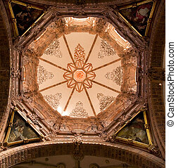Church Dome Mexico