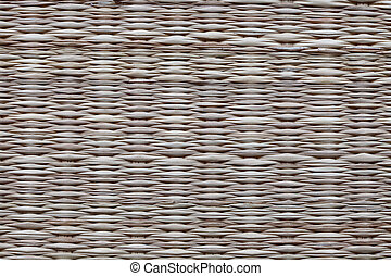Close up straw background Texture of straw - weaved straw...