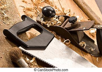 Carpinteros, herramienta