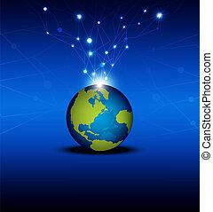 globalization technology network