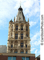 Cologne City Hall Tower