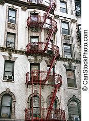 usa, new york, greene street, soho