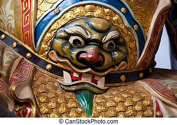 buddha - chine