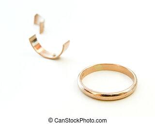 roto, anillo