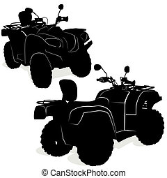The contours of ATVs