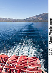 Tahoe Queen - Sightseeing cruise around Emerald Bay on Lake...