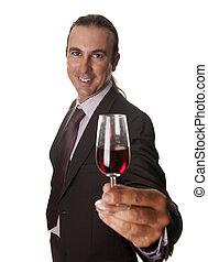 cup wine Jerez