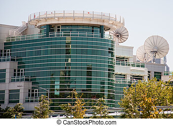 News channel building - Komo 4 news channel building in...