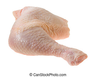 Chicken 15 - Part of an raw chicken
