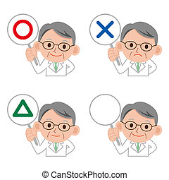 Illustration doctor incorrect answer