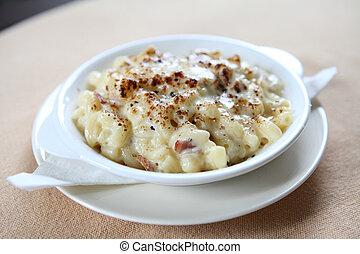 macaroni gratin