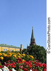 莫斯科, 克里姆林宮
