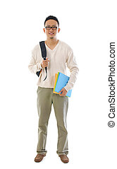 Asian adult student