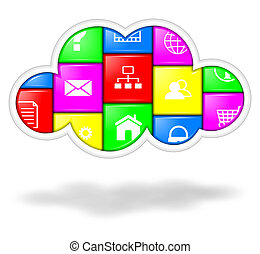 Cloud applications and services
