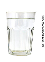 tumbler on a white background