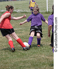 Soccer Play Action 10