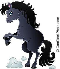 Horse theme image 2