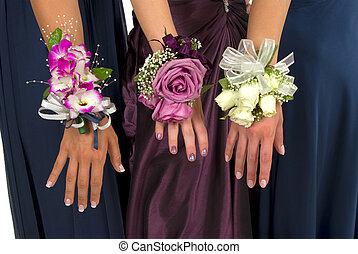 Corsages - Prom corsages