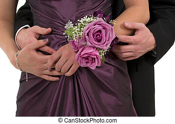 Corsage - Prom or wedding corsage