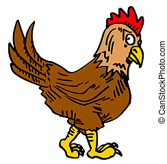 Chicken draw