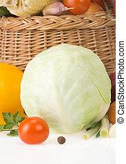 食物, 蔬菜, 白色, 香料, 新鮮
