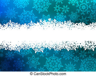 Christmas background with copyspace. EPS 8 - Christmas...