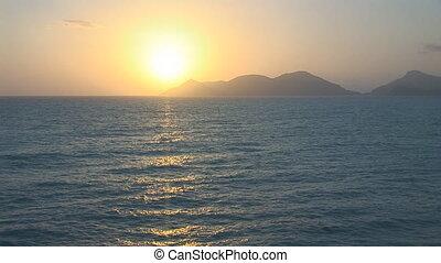 sunset warm 1 - Warm sunset o