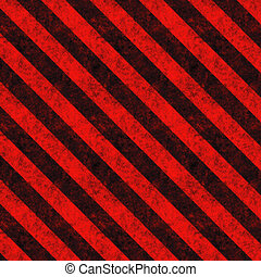 Red Hazard Stripes - Diagonal hazard stripes texture. These...