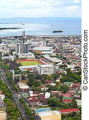 Cebu city - Panorama of Cebu city Cebu is the Philippines...