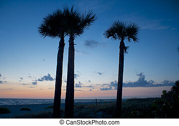 Sunset on Captiva Island