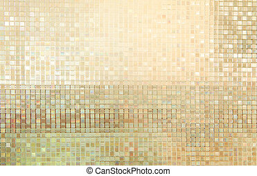 Mosaic tiles background